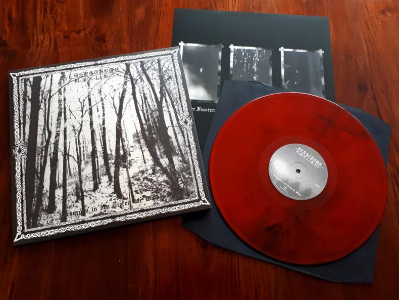 Bergthron - Verborgenn in den Tiefen der Wälder