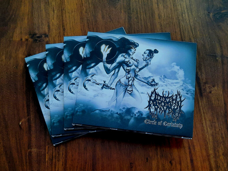 Death Comes in Waves - Circle of Certainty