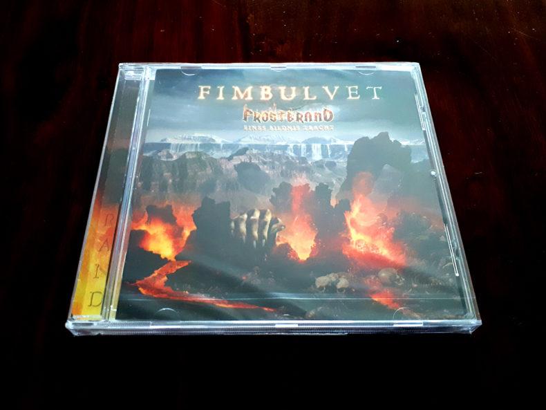 Fimbulvet - Frostbrand - Eines Bildnis Tracht