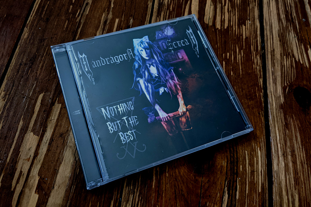 Mandragora Scream - Nothing but the Best