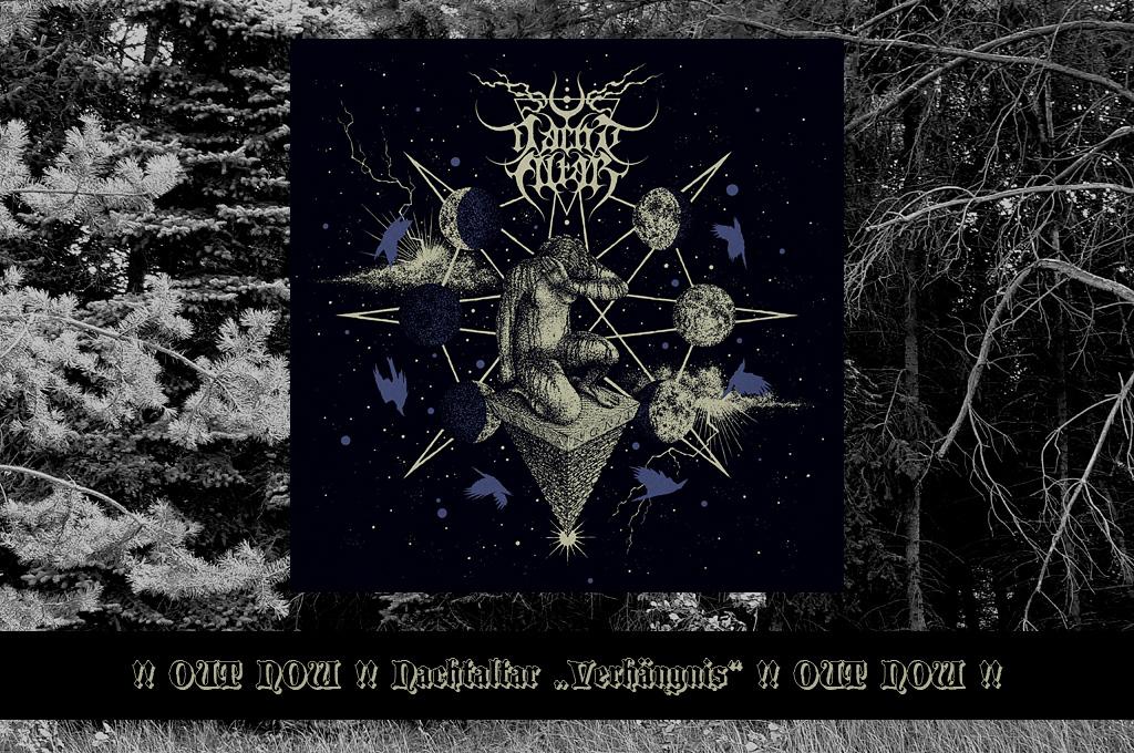 Nachtaltar-Verhängnis-Flyer