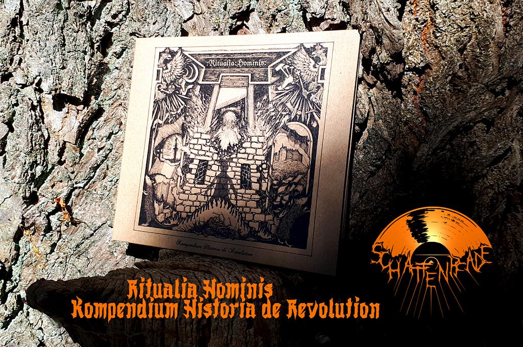 Ritualia Hominis - Kompendium Historia de Revolution