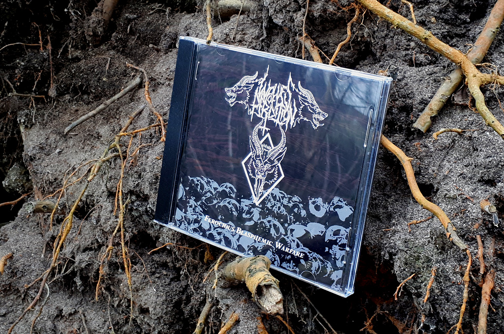 Wolves of Perdition - Ferocious Blasphemic Warfare